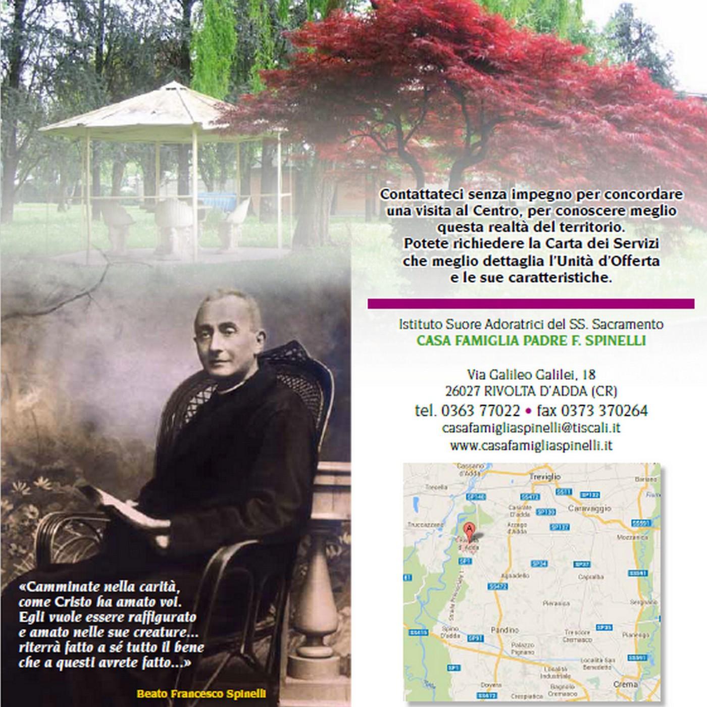 La brochure del centro in formato pdf